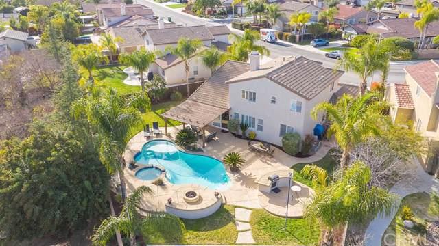 42154 Sagewood Street, Murrieta, CA 92562 (#SW20012183) :: The Laffins Real Estate Team