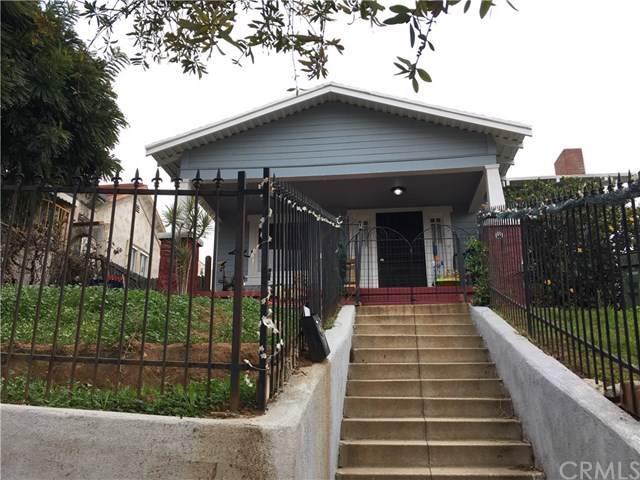 1110 Camulos Street, Los Angeles (City), CA 90023 (#DW20012180) :: Team Tami