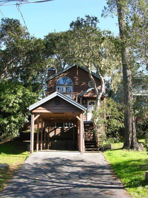 2338 Pierce Avenue, Cambria, CA 93428 (#SC20012008) :: Sperry Residential Group