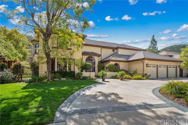 23912 Aspen Way, Calabasas, CA 91302 (#SR20012208) :: Allison James Estates and Homes