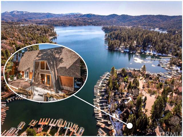 27565 W Shore Road, Lake Arrowhead, CA 92352 (#EV20012275) :: The Bashe Team