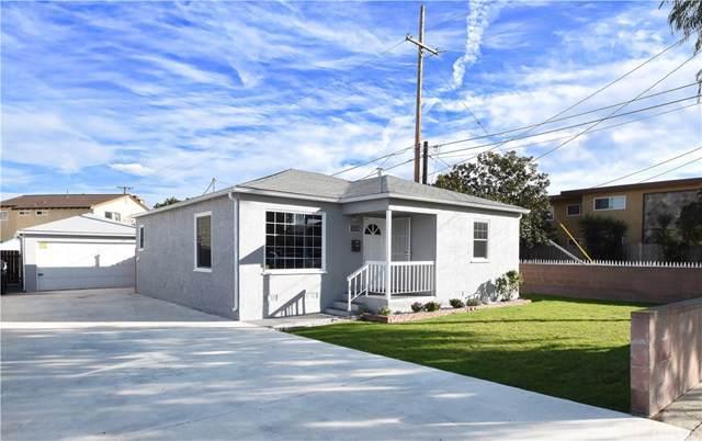 25026 Oak Street, Lomita, CA 90717 (#PV20010520) :: Keller Williams Realty, LA Harbor
