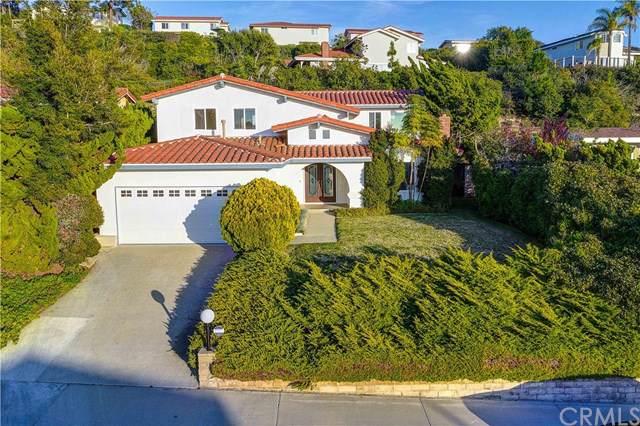 28522 Leacrest Drive, Rancho Palos Verdes, CA 90275 (#SB20012243) :: Go Gabby