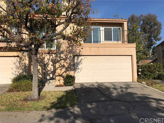 11415 Tampa Avenue #126, Porter Ranch, CA 91326 (#SR20012296) :: J1 Realty Group