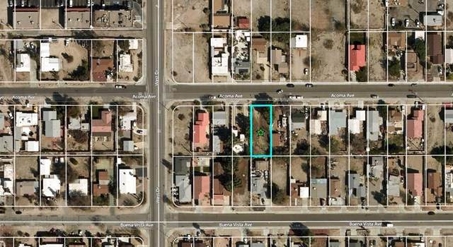 0 Acoma Avenue, Desert Hot Springs, CA 92240 (#219037080DA) :: Sperry Residential Group