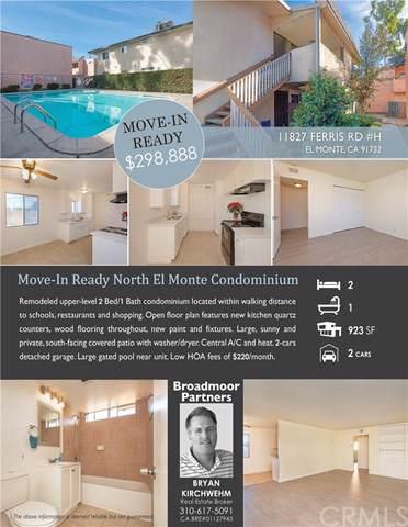 11827 Ferris Road H, El Monte, CA 91732 (#AR20012348) :: Sperry Residential Group