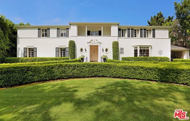 333 S Beverly Glen, Los Angeles (City), CA 90024 (#20544366) :: Allison James Estates and Homes