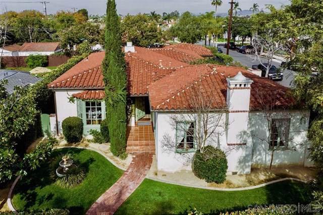 4252 Alder Drive, San Diego, CA 92116 (#200002921) :: J1 Realty Group