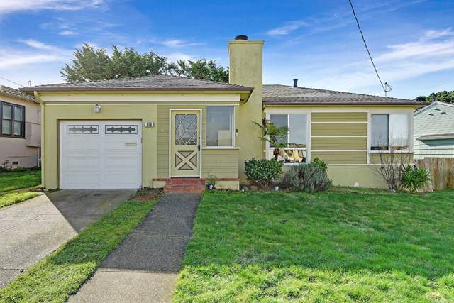 859 Beechwood Dr., Daly City, CA 94015 (#ML81779477) :: Sperry Residential Group