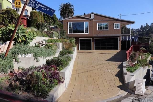 1910 Mayview Drive, Los Feliz, CA 90027 (#WS20009831) :: Pacific Playa Realty