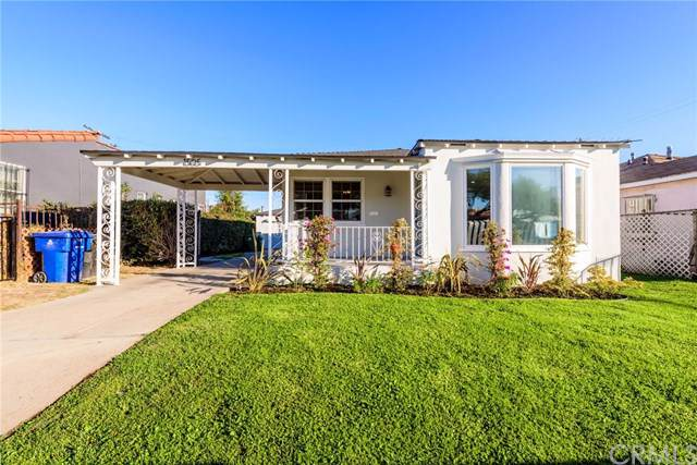 1505 W 98th Street, Los Angeles (City), CA 90047 (#DW20012217) :: Allison James Estates and Homes
