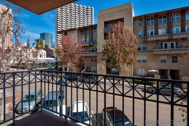 620 State St #218, San Diego, CA 92101 (#200002945) :: The Laffins Real Estate Team