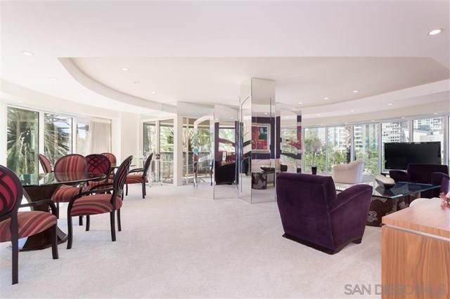100 Harbor Drive #303, San Diego, CA 92101 (#200002937) :: The Laffins Real Estate Team