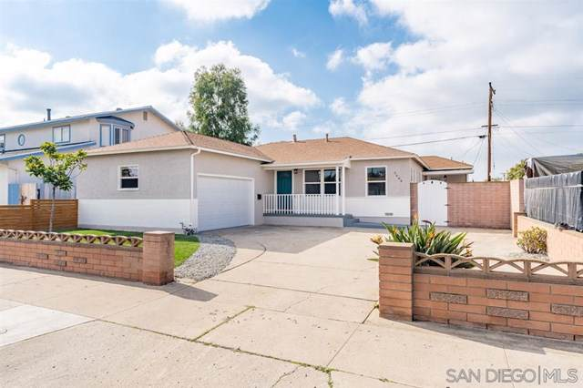 3484 Armstrong St, San Diego, CA 92111 (#200002965) :: The Najar Group