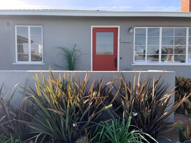 3518 Branson Drive, San Mateo, CA 94403 (#ML81779485) :: Keller Williams Realty, LA Harbor