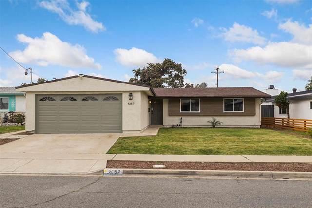 5157 Winthrop St, San Diego, CA 92117 (#200002981) :: Twiss Realty