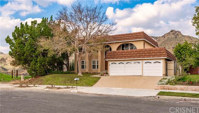 24627 Welby Way, West Hills, CA 91307 (#SR20011924) :: J1 Realty Group