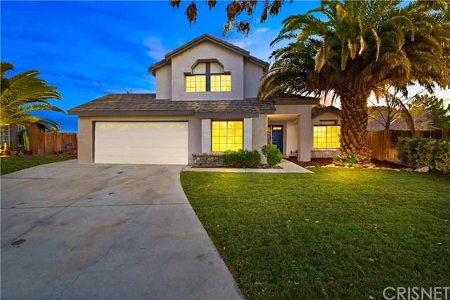 5824 Diamond Street, Palmdale, CA 93552 (#SR20012469) :: RE/MAX Masters