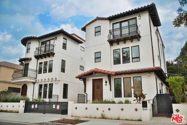 1848 Benecia Avenue, Los Angeles (City), CA 90025 (#20545204) :: Allison James Estates and Homes