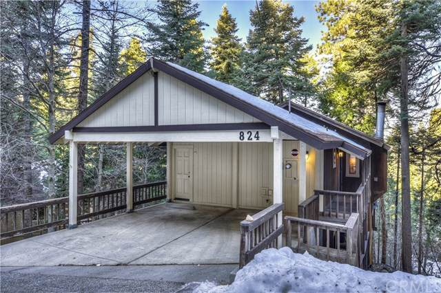 824 Oakmont Lane, Lake Arrowhead, CA 92352 (#EV20011640) :: Sperry Residential Group