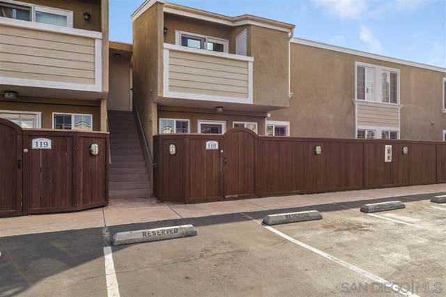 5252 Balboa Arms Dr #118, San Diego, CA 92117 (#200002997) :: Twiss Realty