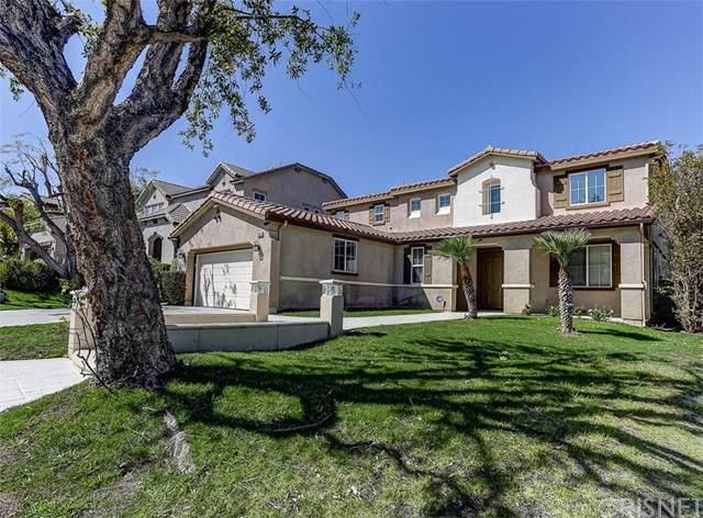 29349 Via Milagro, Valencia, CA 91354 (#SR20012226) :: The Brad Korb Real Estate Group
