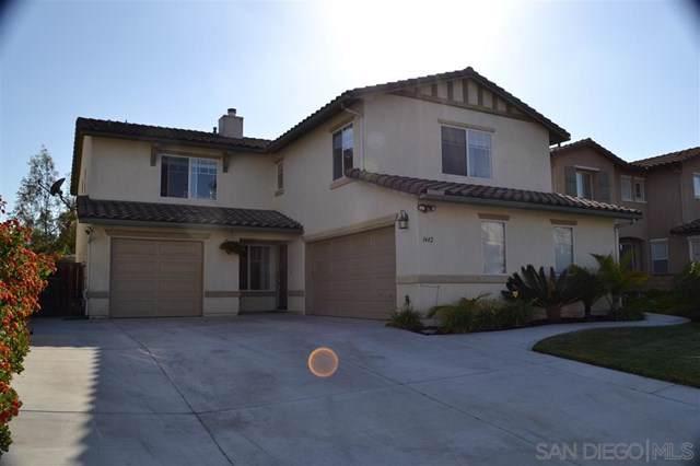 1442 Taber Dr., Chula Vista, CA 91911 (#200002873) :: Steele Canyon Realty