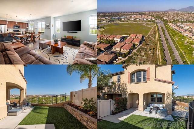 1558 San Javier Ct #3, Chula Vista, CA 91913 (#200002862) :: Steele Canyon Realty