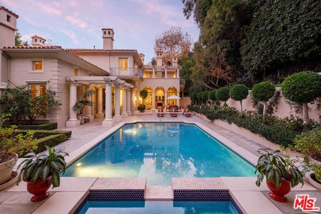 10614 Chalon Road, Los Angeles (City), CA 90077 (#20545112) :: RE/MAX Estate Properties