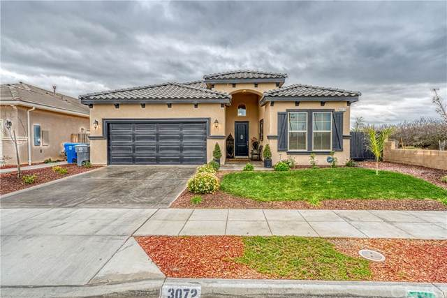 3072 Gamay Avenue, Madera, CA 93637 (#MD20012520) :: Sperry Residential Group