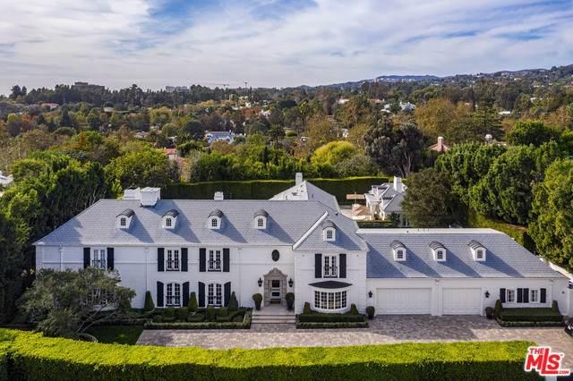 219 S Mapleton Drive, Los Angeles (City), CA 90024 (#20543816) :: RE/MAX Estate Properties
