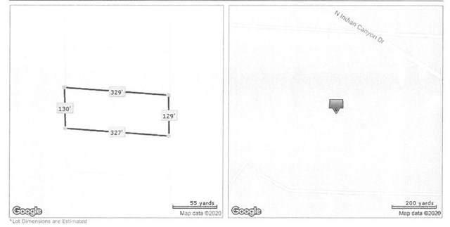 0 Indian Trail, Desert Hot Springs, CA 92240 (#219037125PS) :: Allison James Estates and Homes
