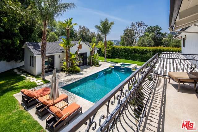 9776 Suffolk Drive, Beverly Hills, CA 90210 (#20544858) :: Team Tami