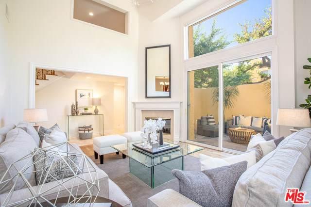 129 Alta Avenue #14, Santa Monica, CA 90402 (#20544836) :: Realty ONE Group Empire