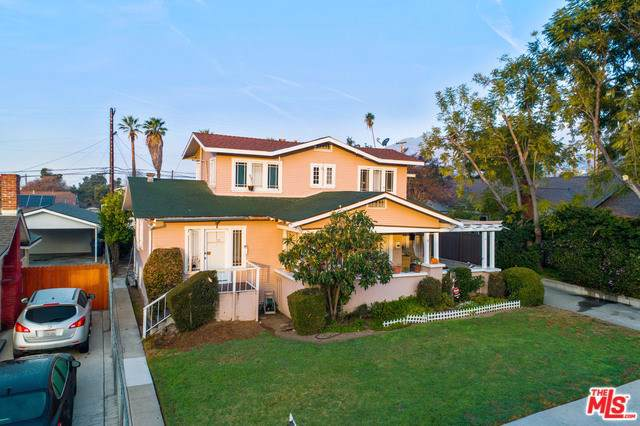 131 May Avenue, Monrovia, CA 91016 (#20545334) :: Sperry Residential Group
