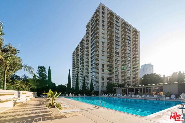 2170 Century Park East #605, Los Angeles (City), CA 90067 (#20545056) :: Allison James Estates and Homes