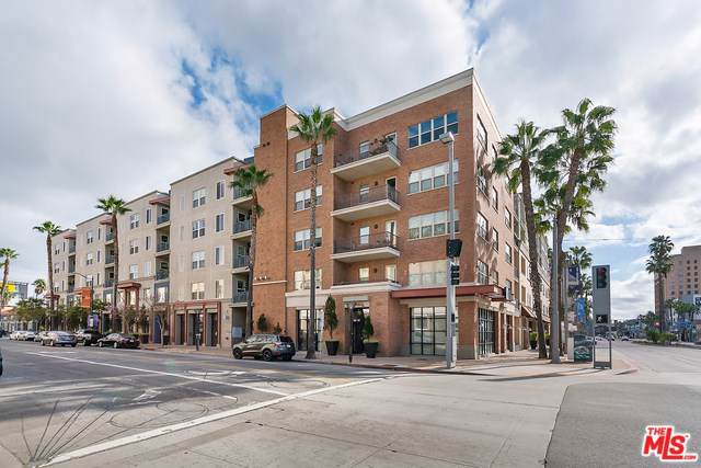 300 E 4TH Street #122, Long Beach, CA 90802 (#20541752) :: Team Tami