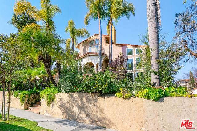 2223 Marine Street, Santa Monica, CA 90405 (#20544878) :: Steele Canyon Realty