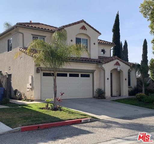 15662 Kingsbury Court #13, Granada Hills, CA 91344 (#20543260) :: J1 Realty Group