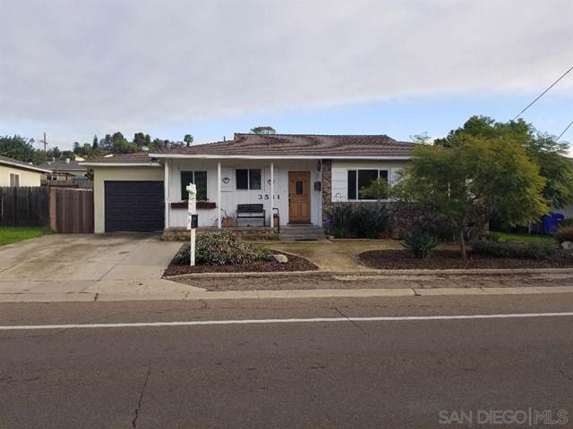 3531 Fairway Dr, La Mesa, CA 91941 (#200003048) :: eXp Realty of California Inc.