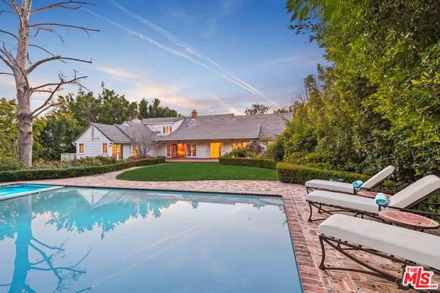 714 N Alta Drive, Beverly Hills, CA 90210 (#20544910) :: Crudo & Associates