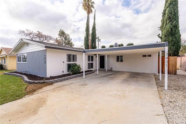 7429 Kentland Avenue, West Hills, CA 91307 (#SR20012489) :: Sperry Residential Group