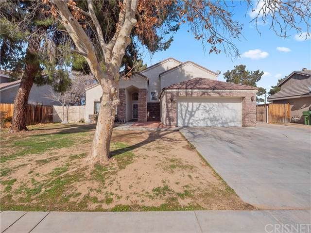 3823 Acorde Avenue, Palmdale, CA 93550 (#SR20012626) :: Sperry Residential Group