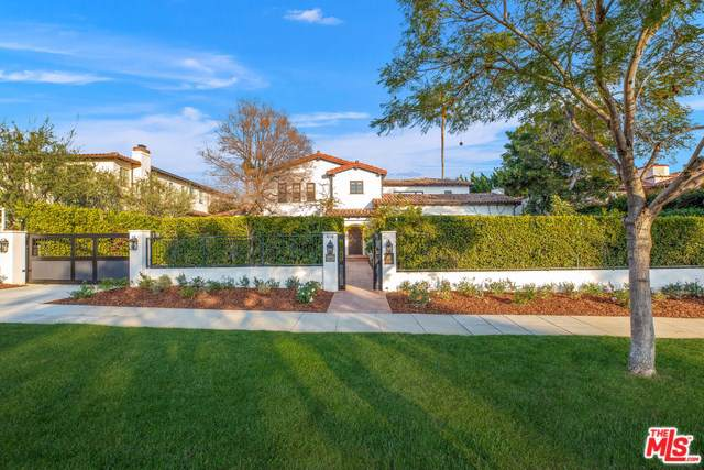 616 N Alta Drive, Beverly Hills, CA 90210 (#20544890) :: RE/MAX Estate Properties