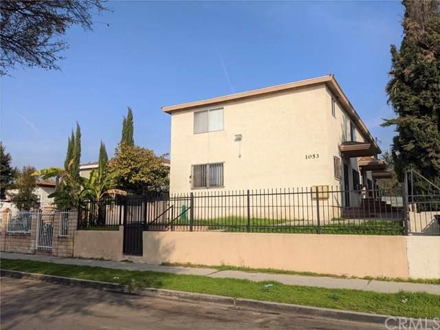 1053 253rd Street, Harbor City, CA 90710 (#SB20011438) :: Keller Williams Realty, LA Harbor