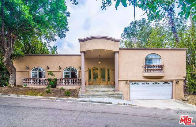 4917 Tarzana Woods Drive, Tarzana, CA 91356 (#20543854) :: Allison James Estates and Homes