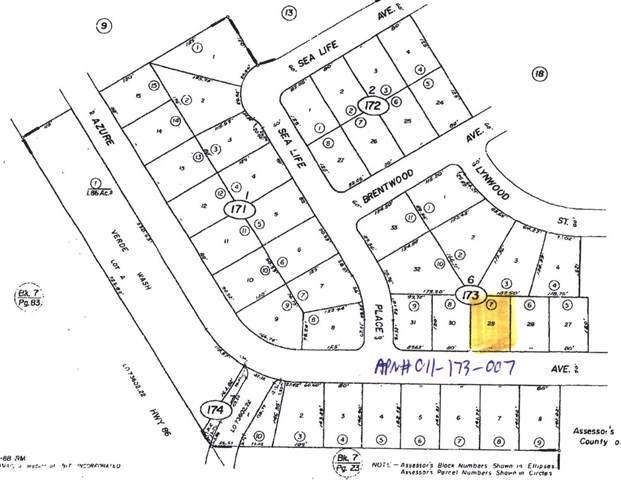 1356 Azure Avenue, Salton City, CA 92275 (#219037162DA) :: Sperry Residential Group