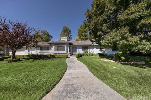 2545 Palomino Drive, Acton, CA 93510 (#SR20012820) :: Sperry Residential Group