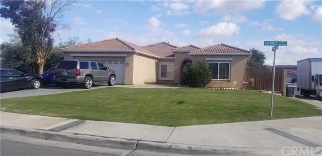 2030 San Marco, Delano, CA 93215 (MLS #IV20012596) :: Desert Area Homes For Sale