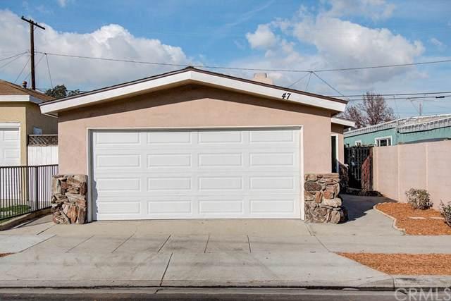 47 W Pleasant Street, Long Beach, CA 90805 (#PW20012400) :: Harmon Homes, Inc.